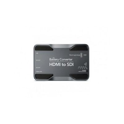 HDMI to SDI Battery Converter