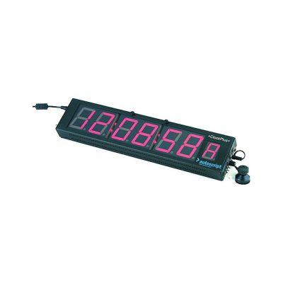 Timecode Displays